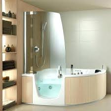 one piece bathtub shower combo bathtub shower combination free standing bathtub shower combination corner composite one