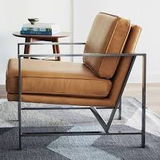 modern leather chair. Awesome Modern Brown Leather Chair Pictures - Liltigertoo.com .