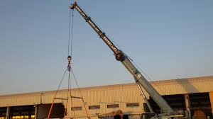Liebherr Ltm 1130 5 1 Model 2007 Safest Lift Handling