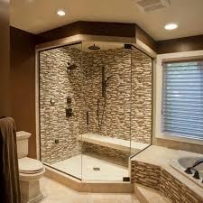 master bathroom corner showers. Inspiring Bathrooms With Walk In Showers Master Bathroom Shower Designs Corner