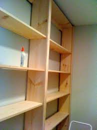 Affordable Bookshelves furniture home metal and glass bookshelves size x solid wood 5052 by uwakikaiketsu.us