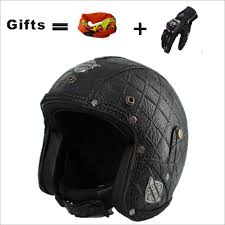 kco vintage leather motorcycle cross country harley checd helmet handmade high quality classic helmet classic helmet motorcycle cross helmet classic