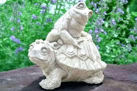 garden frog statues yoga frog garden sculpture frog statue for garden frog turtle outdoor garden statue