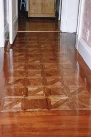 dark hardwood floor pattern. Canteberry Pattern Parquet Antique Heart Pine Border Stained Sedona Red Dark Hardwood Floor