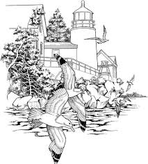 lighthouse coloring pages 159 best kid s summer coloring fun images on of lighthouse coloring