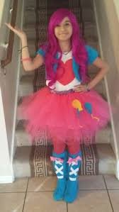 my little pony equestria pinkie pie a homemade costume inspiration of diy my little pony costume