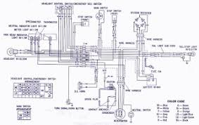 honda xl100 electrical wiring diagram diagram schematic honda xl100 electrical wiring diagram
