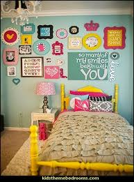 Girls Bedrooms   Girls Theme Bedroom Decorating Ideas   Girl Preteen Bedroom  Ideas   Girls Bedroom