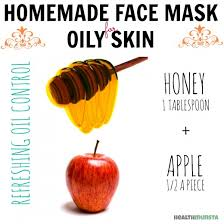 this is such a sweet and simple mask literally mix honey and