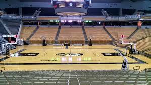 Mizzou Arena Section 106 Rateyourseats Com