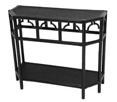 rattan console table. Home · Furniture; Tangiers Console Table. Image 1 Rattan Table