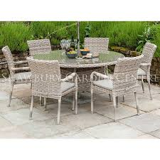 kool furniture. Kool Furniture. Picture Of Alexander Rose Pearl 6 Seater Round Garden Furniture Set G