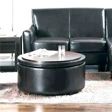 ottoman coffee table target round storage green tufted tabl