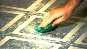 remove linoleum tile photo 4 remove vinyl floor tiles from concrete
