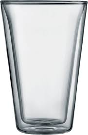 bodum canteen double wall glass 40 cl 2 glasses