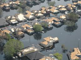 Image result for houses submerged in flood water
