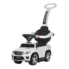 Детский <b>электромобиль</b>-<b>каталка Hollicy Mercedes Benz</b> GL63 ...