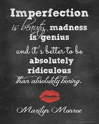 Marilyn Monroe Quotes Imperfection Is Beauty Best Of Marilyn Monroe Quotes Use My Free Printables To Make Wall Art