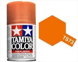 tamiya clear orange paint spray ts 73
