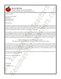 Educational Resumes For Teachers Sample Document Resume