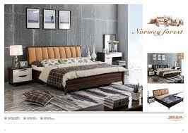 image modern wood bedroom furniture. Bedroom Home Use Latest Solid Wood Ash Modern Wooden Set Furniture Luxury Royal Design Image
