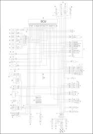 high resolution wiring diagram ecu pinout circuit descriptions adding colors would be tougher since most circuits use two color wire the fun part is remembering the color code markings are in italian and you have to