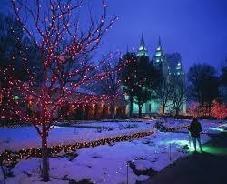 December Nights December Lights Song Things To Do For Christmas In Salt Lake City Utah