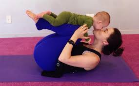 mommy and me yoga poses 10 moves to try
