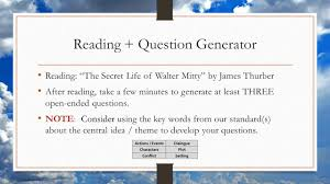 the secret life of james thurber essay  the secret life of james thurber essay