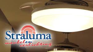 Plafondventilator Inklapbaar Met Verlichting Met