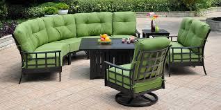 trees and trends patio furniture. Plain Trends Bannerhanamintstratfordjpg Our Hanamint Stratford Outdoor Furniture  And Trees Trends Patio