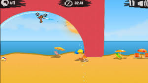 MOTO X3M POOL PARTY for Android - APK Download