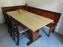 Table De Cuisine Avec Banc Dangle Tables Chaises