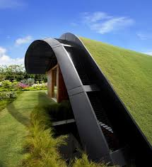 green roof architecture singapore 7 Green Roof Architecture, Singapore Style