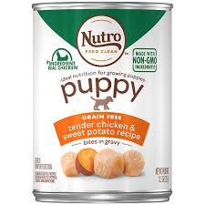 Nutro Puppy Tender Chicken Turkey Recipe Bites In Gravy