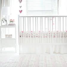 rose baby nursery linen crib bedding jack and boutique nostalgic 2 piece set default gold girl room