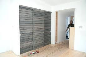 how much to install closet doors sliding barn closet doors install install closet mirror sliding doors