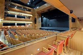 A Birds Eye View Of The Main Theatre Picture Of The