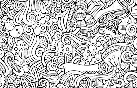Busy Coloring Pages Adult Coloring Pages Busy Coloring Pages Free