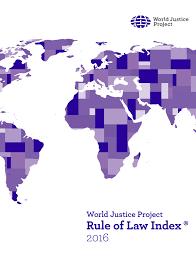wjp rule of law index acirc reg report world justice project wjp rule of law index 2016 report