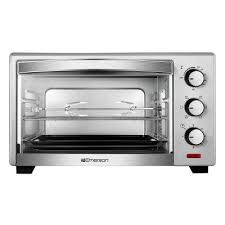 6 slice stainless steel convection and rotisserie countertop toaster oven