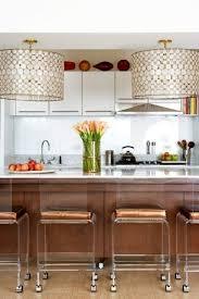 statement lighting oly studio serena drum pendant kitchen