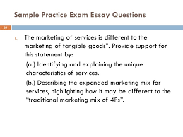 sq exam revision  24 sample practice exam essay questions