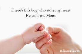 Little Boy Quotes Beauteous Little Boy Quotes From Mommy Because He'll Always Be Your Baby