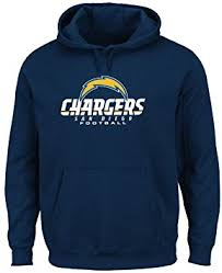 Aire - Viii Chargers Diego Hooded Deportes Sweatshirt Victory es Amazon Nfl Majestic Navy Camisa Libre San Critical Y