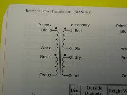 toroidal transformer wire colors wiring diagrams setting input vole wiring for emc gbx controllers