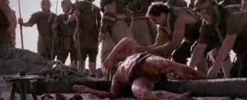 VERS 12H00*** : Jésus-Christ est dépouillé de ses vêtements et crucifié sur  la bois de la Croix - La Jeunesse de Dieu