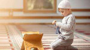 تعليم خطوات الصلاة للأطفال : صلاة اطفال : تعليم صلاة : اطفال تصلي