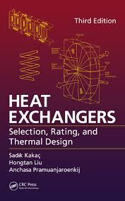 Heat Exchangers Selection Rating And Thermal Design Pdf Heat Exchangers 3rd Ed