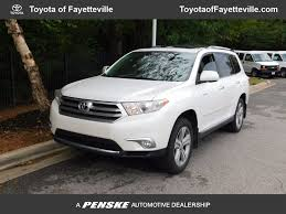 2012 Used Toyota Highlander FWD 4dr V6 Limited at Toyota of ...
